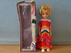 VINTAGE SUSIE DOLL WITH ORIGINAL BOX - GIRLS PLAY DOLL | 7.95