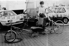 Fahrrad selbst gebaut, Versuch Versuch, Baby Strollers, Bicycle, Children, Bicycle Kick, Bike, Kids, Bicycles, Bmx