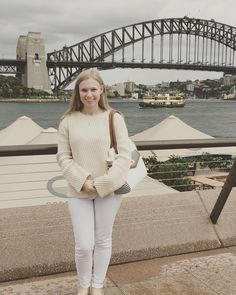 Wishing I was still in Sydney  #Sydney #sydneyharbourbridge #holidays #takemeback by sarah_mortensen95 http://ift.tt/1NRMbNv