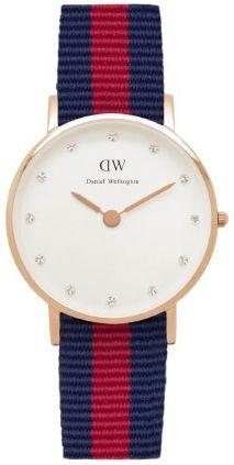 Die Daniel Wellington Uhr: DAU Classy Oxford 0905DW