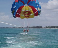 Try Parasailing on Bradenton Beach with Fun Parasail!