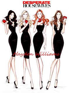 Desperate Housewives by Hayden Williams by Fashion_Luva, via Flickr