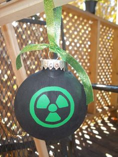 Incredible Hulk Ornament by SnailCreations on Etsy, $6.00