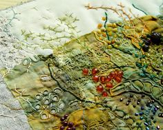 Текстильная Кухня: коллекция Old Garden / Ogrodowa Kolekcja