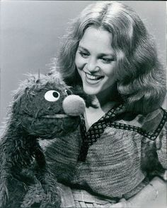 Madeline Kahn and Grover
