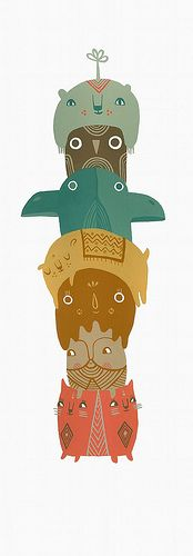 Totem Version 1 (by laura berger)
