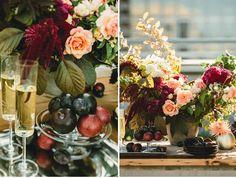 McKenzie Powell Designs - floral & event design  Chantal Andrea - photography
