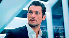 OhMyGandy! Fandom — GIF - David Gandy for El Palacio de Hierro 'El...