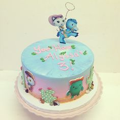 sheriff callie merchandise | Sheriff Callie's Wild West birthday cake #polkadotscupcakefactory