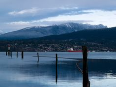 View of Mount Seymour, North Vancouver, BC