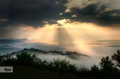 Rays of morning sun I by Rudi Majerle on 500px