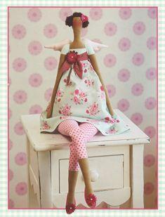Comment réaliser une poupée Tilda?