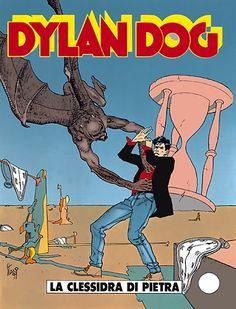 La clessidra di pietra - Dylan Dog - Sergio Bonelli