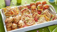 5 λαχταριστές συνταγές για το πιο ωραίο παιδικό πάρτι! The Kitchen Food Network, Cookbook Recipes, Cooking Recipes, Healthy Recipes, Party Food For Adults, Party Food Buffet, Low Sodium Diet, Health Benefits Of Ginger, Fingerfood Party