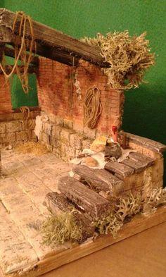 Foro de Belenismo - Arquitectura y paisaje -> Un nuevo portal