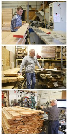 Gallery Furniture has buyers on the road, every week of the year, meeting with furniture makers in Ohio, Indiana, Pennsylvania, Texas and many other states. Their purpose is to find those pieces that are truly beautiful — and beautifully crafted. At Harden Furniture, our team found just that and it was a pleasure to watch these hard-working American craftsmen at work to deliver some of the the best products that the industry has to offer. | Houston TX | Gallery Furniture |