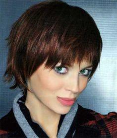 8. Short Textured Haircut