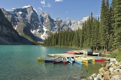 Cele mai frumoase locuri de vizitat în Canada pentru iubitorii de natură