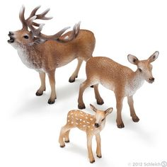 Schleich Red deer.