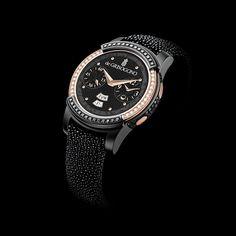 Samsung Gear S2 by de Grisogono right side design, Samsung Smart watch