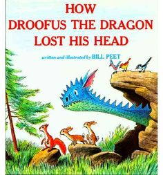 Although he comes from a fierce family, Droofus is a good dragon undeserving of the price the king puts on his head.