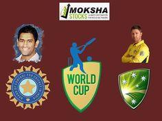 KEEP CALM & SUPPORT INDIA. #IndvsAus  Via: www.mokshastocks.com