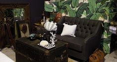 New and vintage furniture and homewares
