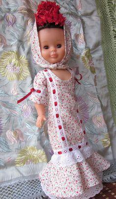 Chulapa en San Isidro Vestidos Nancy, Pram Toys, Nancy Doll, Doll Making Tutorials, Vintage Dolls, American Girl, Baby Dolls, Doll Clothes, Diy And Crafts