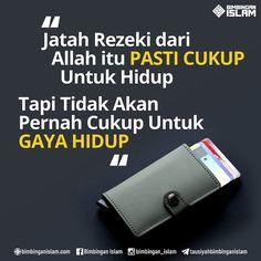 Rezeki Reminder Quotes, Self Reminder, Words Quotes, Life Quotes, Allah Quotes, Muslim Quotes, Quran Quotes, Islamic Inspirational Quotes, Islamic Quotes