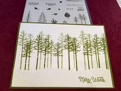 Thoughtful Branches - Stampin' Up! Tree Card | Stampin Up UK Demonstrator UK Pegcraftalot Order Stampin Up HERE | Bloglovin'