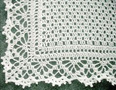 Cotton Chenille Crochet Baby Blanket Free Pattern at Jimmy Beans Wool