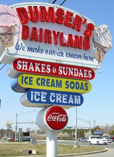 Dumer's Dairyland......Ocean City Maryland One of my favorite places. A must if you go there....