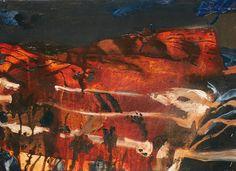 Luke Sciberras Twilight Katherine 2015 Oil on Board Street Gallery, Australian Artists, Painting Inspiration, Painters, Twilight, Art Work, Abstract Art, Landscapes, Colour