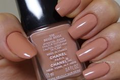 Chanel Le Vernis 556 BEIGE BEIGE