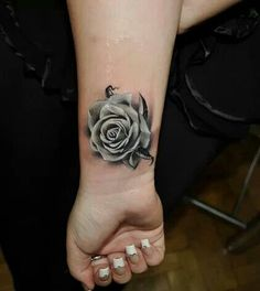 Wrist tat