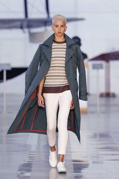 Male Fashion Trends: Nuno Gama Spring-Summer 2017 - Moda Lisboa