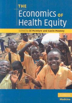 This book is about equity in health and health care. It explores why, despite being seen as an important goal, health equity has not made more progress within countries and globally, and what needs to