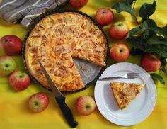 Jablka k podzimu prostě patří. Tento koláč jsme si doma naprosto zamilovali - původní recept je od Kluků v akci . Já si recept trochu...