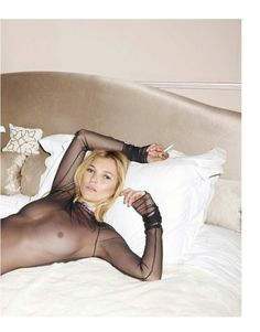 Kate Moss by Terry Richardson for LUI magazine