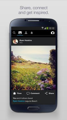 تطبيق موقع الصور الشهير فليكر على أندرويد وآي أو أس