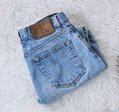 Calvin Klein Vintage Boyfriend jeans