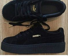 These puma sneakers