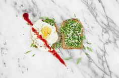 When you come back home from traveling and there's not much in the fridge, you end up making a #HetheringtonToastParty with goat butter, green onion, egg, parmesan and beet #HotSauce! #JonnyHetheringtonEssentials #HotSauce #HabaneroSauce #Habanero #Beet #Egg #GreenOnion #GoatButter #Toast #Spicy #Hot #AllNatural #EssentialHotSauce #Vancouver #Cooking #Chef #Food #Foodporn #Yummy #Eat #Marble #Heat #FoodPhotography #Breakfast #SpicyPairing #HotSauceOnEverything