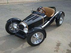 Type 35 bugatti (Page : The Pub - Off Topic : CycleKart Forum : The CycleKart Club Bugatti, Retro Cars, Vintage Cars, Antique Cars, Cycle Kart, Derby Cars, Kids Ride On, Pedal Cars, Mini Bike