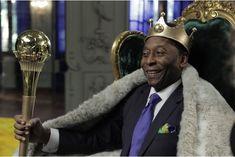 """Pelé: Um """"rei"""" sem COROA e sem ALMA."""