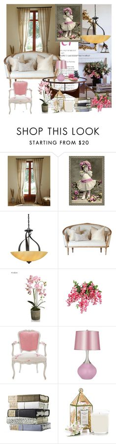 """Untitled #792"" by misaflowers ❤ liked on Polyvore featuring interior, interiors, interior design, home, home decor, interior decorating, Home Decorators Collection, Antique and Seda France"