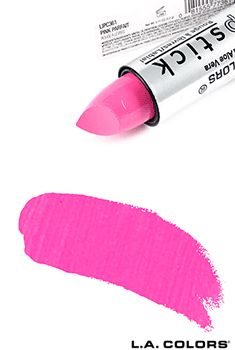 L.A. Colors Moisture Lipstick- Pink Parfait