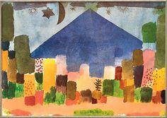 Paul Klee | Der Niesen