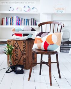 Lindsey Lang's debut homeware collection
