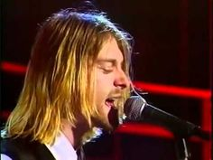 Nirvana performing Pennyroyal Tea in Paris in 1994. Cuts through me everytime..